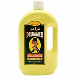 Drummer Pine Disinfectant Liquid, 2L, (1x10pcs)