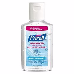 Purell Hand Sanitizer Refreshing Gel 59ml preview