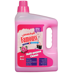 Famouss Disinfectant Rose - 3 Liters