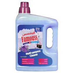 Famouss Disinfectant Lavender - 3 Liters