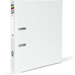 FIS PP Lever Arch Box File A4 Narrow 4cm (1.5inch) Unfix White
