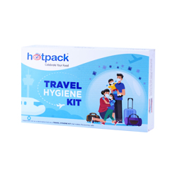 Hotpack Travel Hygiene Kit