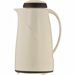 Helios Vacuum Flask 1.0 Ltr - Vanilla