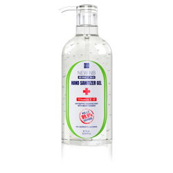 New NB Sanitizer Gel – 1 Litre Pump Dispenser