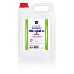 New NB Sanitizer Gel – 5 Litre Can