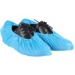 Disposable Shoe Cover (1 Pair) - Non Woven SS - Medical Blue