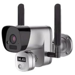 Smart Thermal WIFI Camera - Code CR400