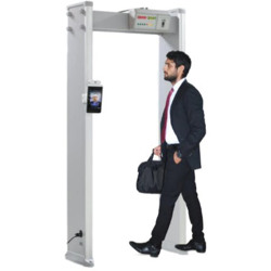 Walk Through Temperature & Metal Detector - CR500