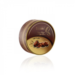 Farmand Coffee Bean Choco Dragee in Tin - 450 Gm