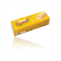 Farmand Vernal Banana Flavor Wafer - 190 Gm