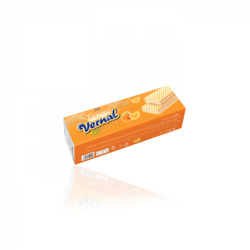 Farmand Vernal Orange Flavor Wafer - 190 Gm