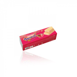 Farmand Vernal Strawberry Flavor Wafer - 190 Gm