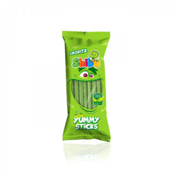 Shiba Likoritz Yummy Stick Apple Flavor - 90 Gm