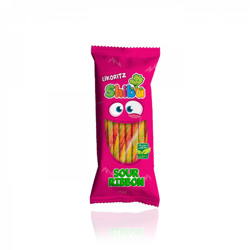 Shiba Likoritz Yummy Stick Mix 4 Colors - 90 Gm