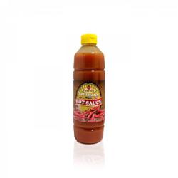 Forrelli Garlic Hot Sauce - 480 Gm