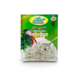 Sabzan Barley Soup - 70 Gm