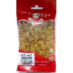 Savanah Raisins Golden - 100 Gm