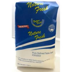 Nature Fresh Salt - 12 x 1 Kg