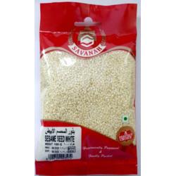 Savanah Sesame Seed White - 100 Gm