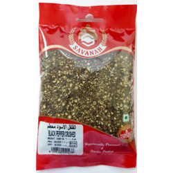 Savanah Black Pepper Crushed - 100 Gm