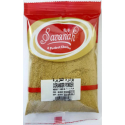Savanah Coriander Powder - 100 Gm