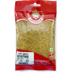 Savanah Mustard Powder - 100 Gm