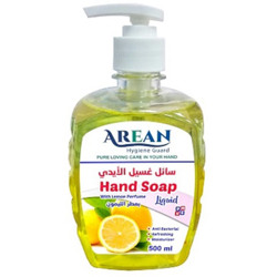 Arean Antibacterial Liquid Hand Soap With Moisturizer - 500 ml