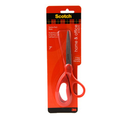 Scotch™ Home & Office Scissors 1407 7 in, 6/inner, 6 inners /Case -Multicolor