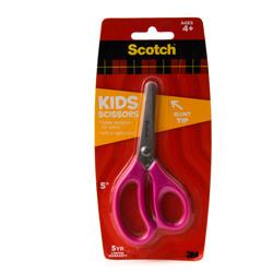 Scotch™ Kids 5 in Scissors 4+ 1441B, 6/Inner, 6 Inners /Case -Multicolor