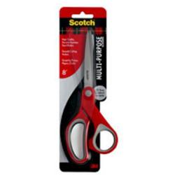 Scotch™ Multipurpose Scissors 1426, 6 in, 6/Inner, 6 Inners /Case -Multicolor