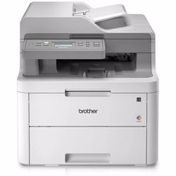 Brother DCP-L3551CDW Colour LED All-in-One, Wireless and Network connectivity, 2-sided printing