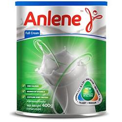 Anlene Full Cream Milk Powder - 400 Gms
