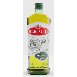 Bertolli Extra Virgin Olive Oil - 1 Lit