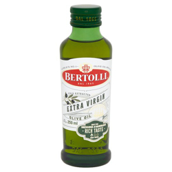 Bertolli Extra Virgin Olive Oil - 250Ml