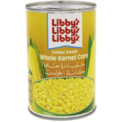 Libby''''s Corn Whole Kernel - 425Gm