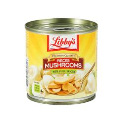 Libby''''s Pieces & Stems Mushroom - 184G