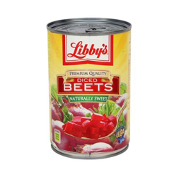 Libby''''s Diced Beets - 425Gm