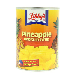 Libby''''s Pineapple Titbits - 570Gm