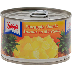 Libby''''s Pineapple Chunks - 227Gms