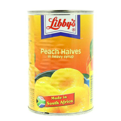Libby''''s Cling Peach Halves - 420Gm