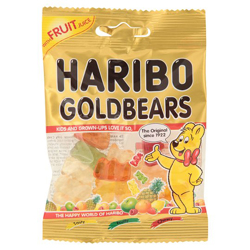 Haribo Gold Bears - 30Gm