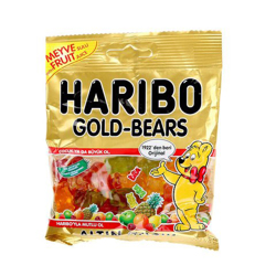 Haribo Gold Bears - 80G