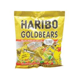 Haribo Mini Gold Bears Maxi Bag - 200G