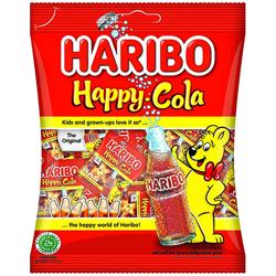 Haribo Mini Happy Cola Maxi Bag - 200G