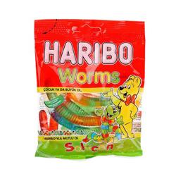 Haribo Worms - 160G
