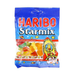 Haribo Star Mix - 80G