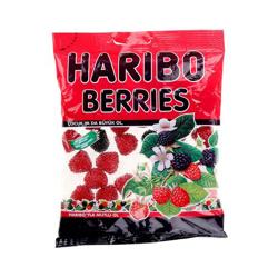 Haribo Berries - 80Gm
