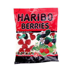 Haribo Berries - 160G