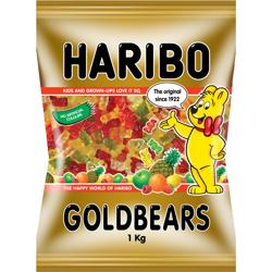 Haribo Gold Bears - 1 Kg