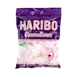 Haribo Chamallows Pink & White - 25G
